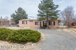Photo of 2889 N Queen Street, Prescott Valley, AZ a single family manufactured home around 1300 Sq Ft., 2 Beds, 2 Baths