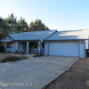 Photo of 11074 E Roundup Drive, Dewey, AZ a single family home around 1500 Sq Ft., 2 Beds, 2 Baths