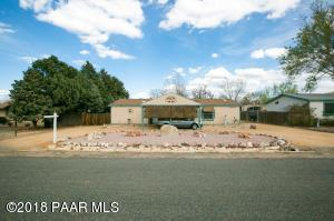 Photo of 215 Fox Road, Chino Valley, AZ a single family manufactured home around 1500 Sq Ft., 3 Beds, 2 Baths