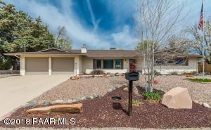 Photo of 8 Cienega Drive, Prescott, AZ a single family home around 2000 Sq Ft., 3 Beds, 2 Baths