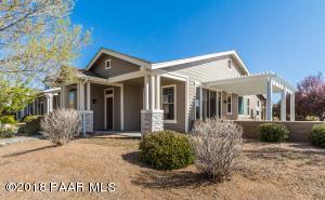 Photo of 7160 E Encampment Drive, Prescott Valley, AZ a single family home around 1700 Sq Ft., 3 Beds, 2 Baths