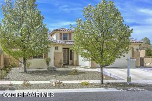 Photo of 7225 E Barefoot Lane, Prescott Valley, AZ a single family home around 2100 Sq Ft., 3 Beds, 2 Baths