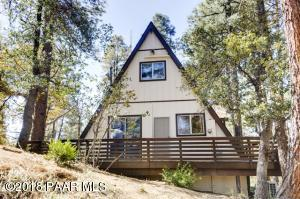 Photo of 5627 Mountain Vw, Prescott, AZ a single family home around 2400 Sq Ft., 3 Beds, 2 Baths
