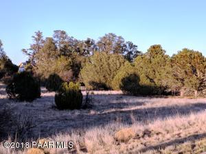 Photo of 5460 W Vengeance Trail, Prescott, AZ a vacant land listing for 1.37 acres