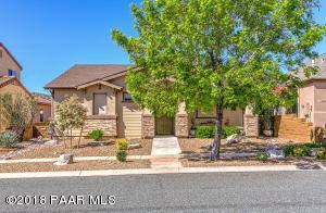 Photo of 7083 E Lynx Wagon Road, Prescott Valley, AZ a single family home around 1600 Sq Ft., 2 Beds, 2 Baths
