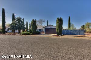 Photo of 7900 Paseo Hermoso, Prescott Valley, AZ a single family home around 1300 Sq Ft., 3 Beds, 2 Baths