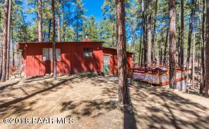Photo of 4762 S Arizona Road, Prescott, AZ a single family home around 1300 Sq Ft., 2 Beds, 1 Bath