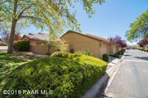 Photo of 2158 Clubhouse Drive, Prescott, AZ a single family home around 1500 Sq Ft., 2 Beds, 2 Baths