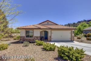 Photo of 2549 Powell Circle, Prescott, AZ a single family home around 2000 Sq Ft., 3 Beds, 2 Baths