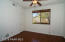 Downstairs Bedroom/Den with Double Doors