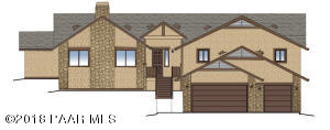 READY TO BE BUILT - CHOOSE YOUR OPTIONS! 4BR, 3.5BA, 2809 SF home designed to take advantage of the gorgeous views! Located in Yavapai Hills with all city services and low HOA
