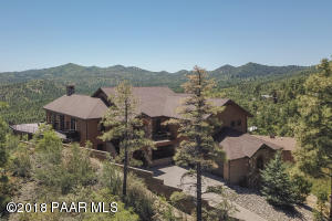 One of a Kind 5635 Sq ft Custom Home w/ Million Dollar Views