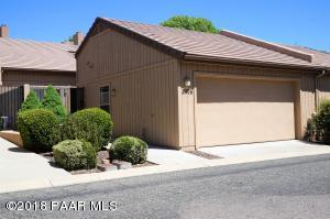 2176 Clubhouse Drive, Prescott, AZ 86301