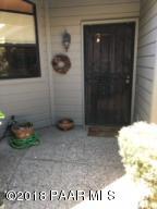 Entry-front door