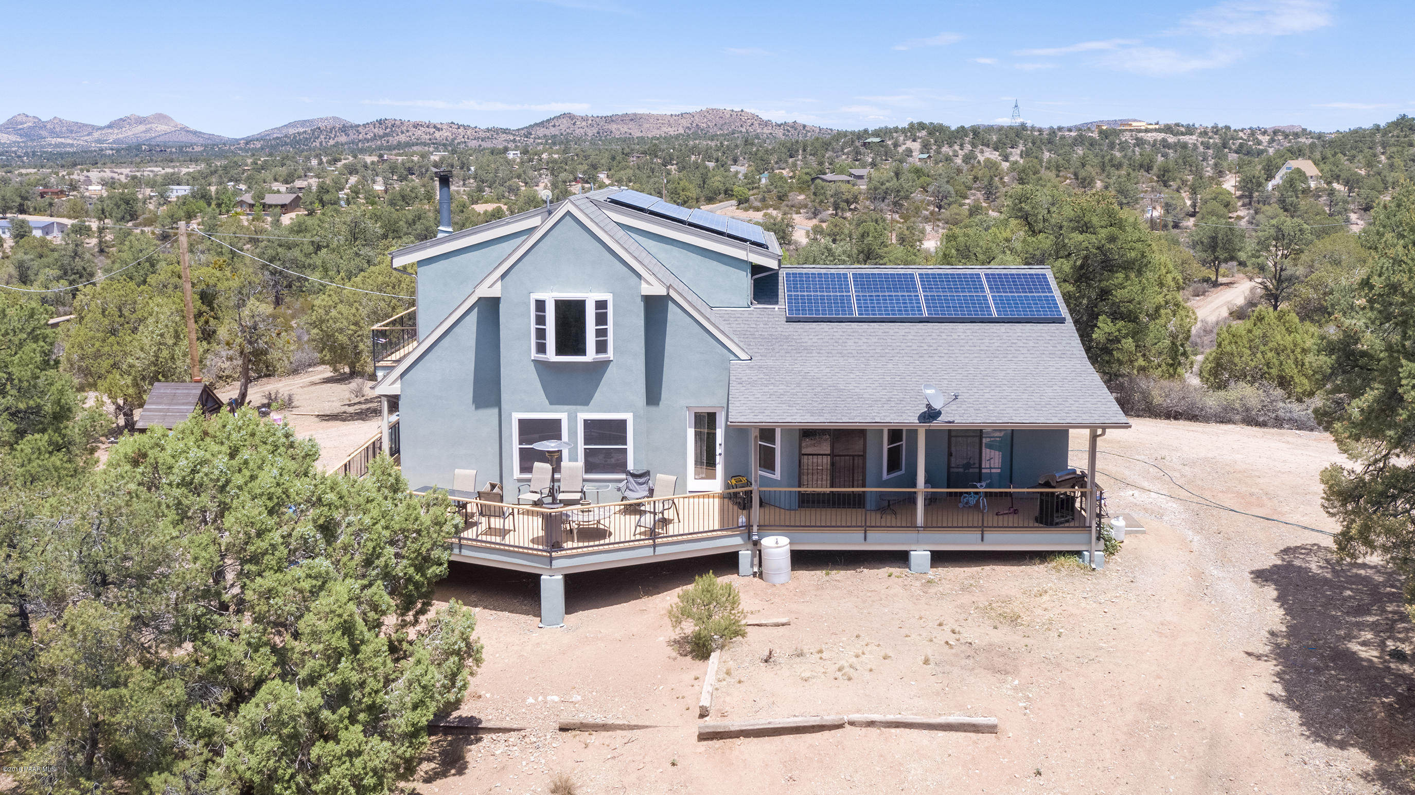 14800 N Deerview Trail, Prescott Az 86305