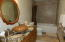 Guest bathroom (upstairs)