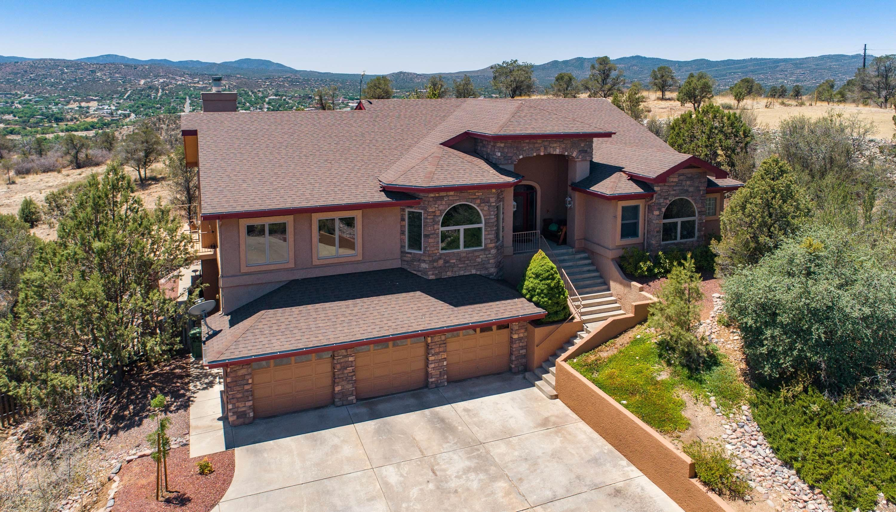 292  Birds Eye View Drive, Prescott Az 86301