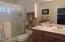 Hall Bath with Tub & Shower