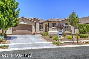 StoneRidge Million Dollar Views Home! Beautiful Spanish Summit Plan Upgraded Throughout! Single Level, Light & Bright & Perfectly Maintained!