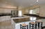 Gorgeous upgraded granite counter tops and SS appliances...beautiful SS frig will convey!