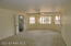 Spacious master bedroom with bayed windows, rear patio access, fabulous bath!
