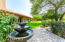 Set on just over 2 acres with a private feeling.
