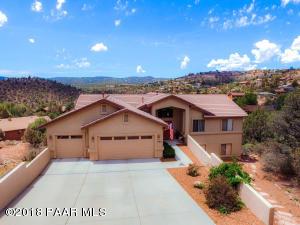 648 N Bear Claw, Prescott, AZ 86301