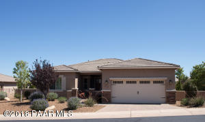 The Gated Community of Brookside in Prescott Lakes. is steps away from the Club at Prescott Lakes.