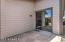 Nice Rear Flagstone Patio & Flagstone Walkway, Open and Shaded, BBQ Gas Stub,