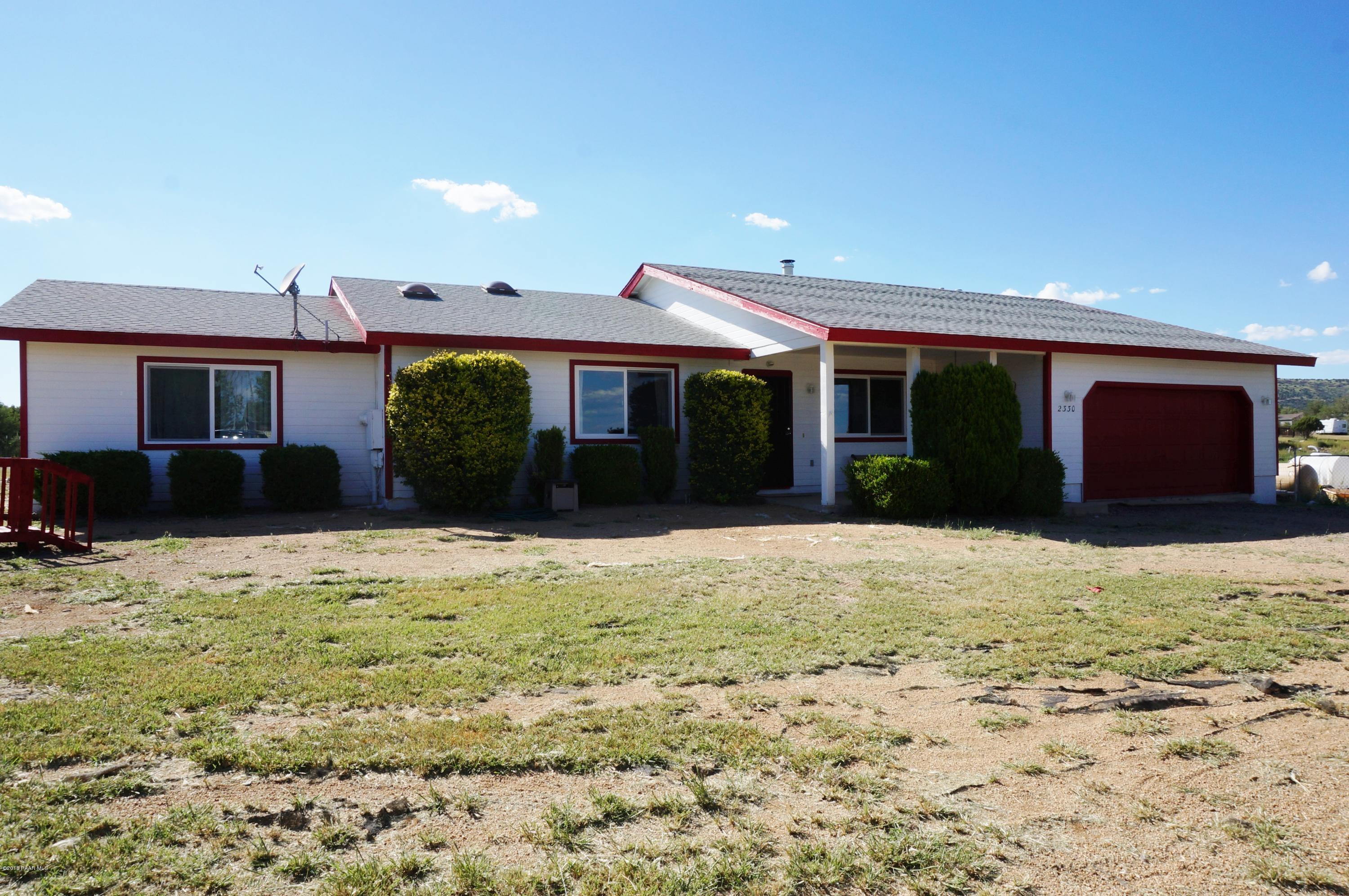 2330 N Sioux Drive, Chino Valley Az 86323
