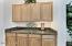 Need more Room? Nice Granite Bar Cabinetry + Big Walk In Pantry!