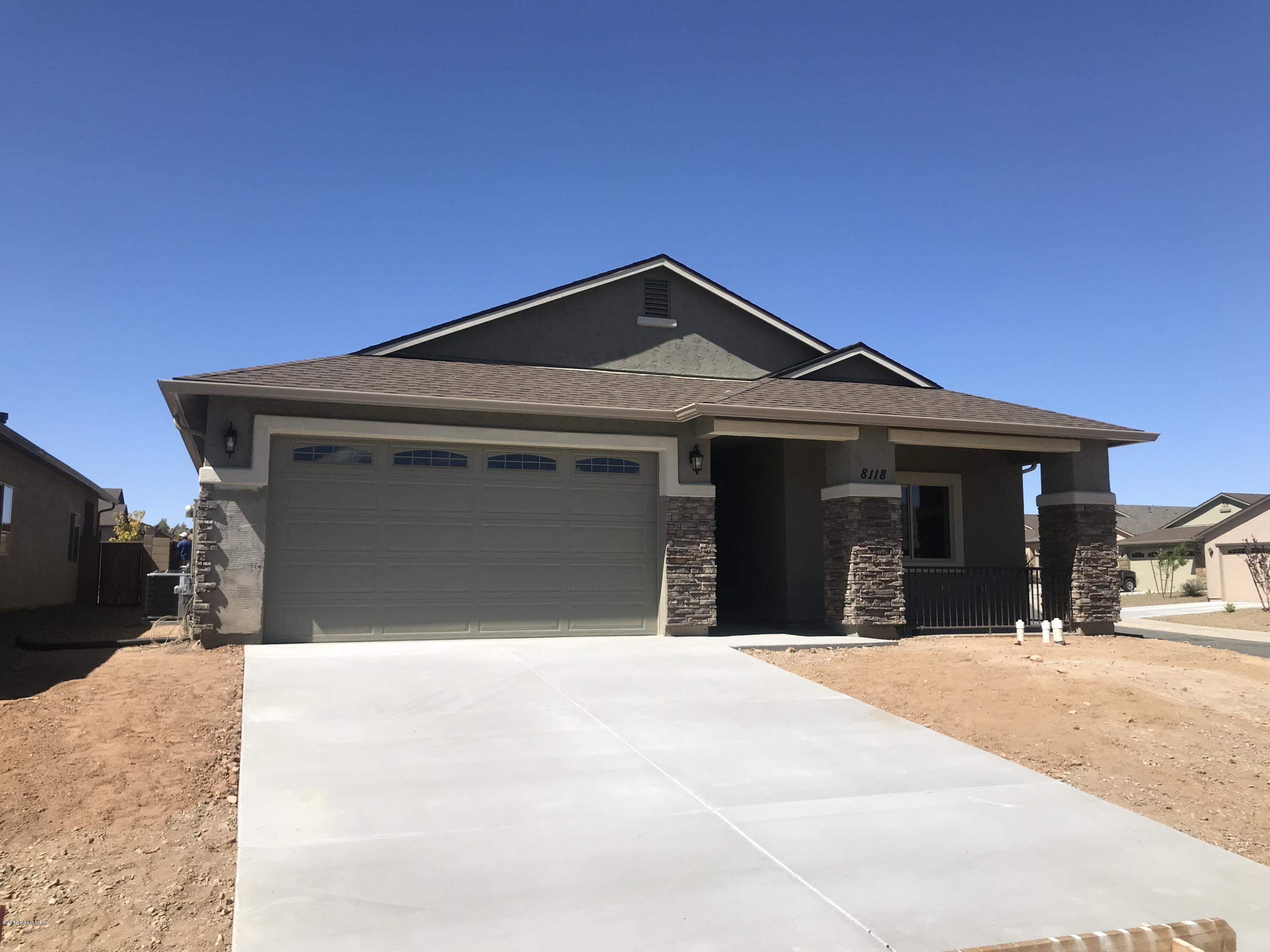 8118 N Racehorse Road, Prescott Valley Az 86315