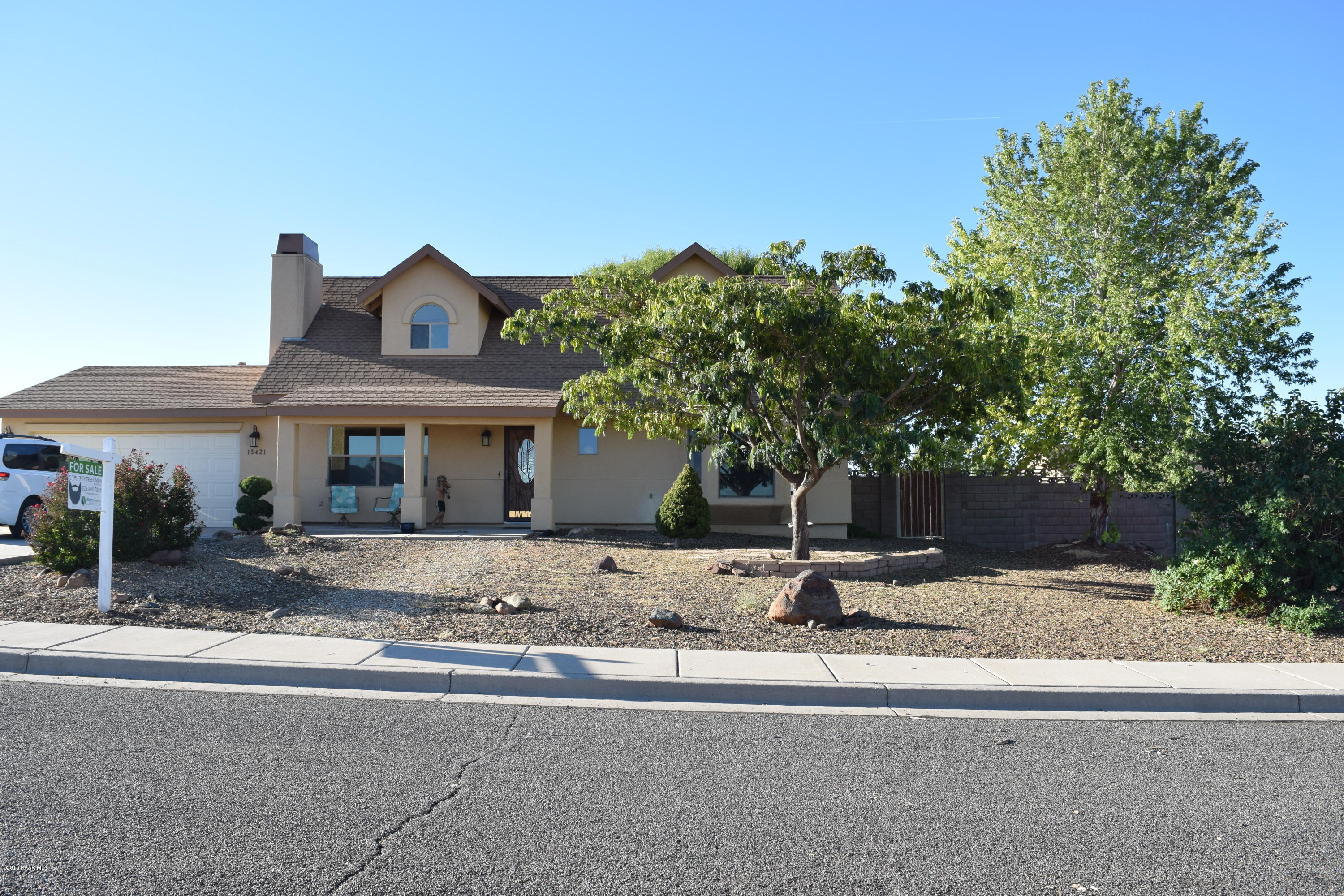 13421 E Remington Road, Prescott Valley Az 86315