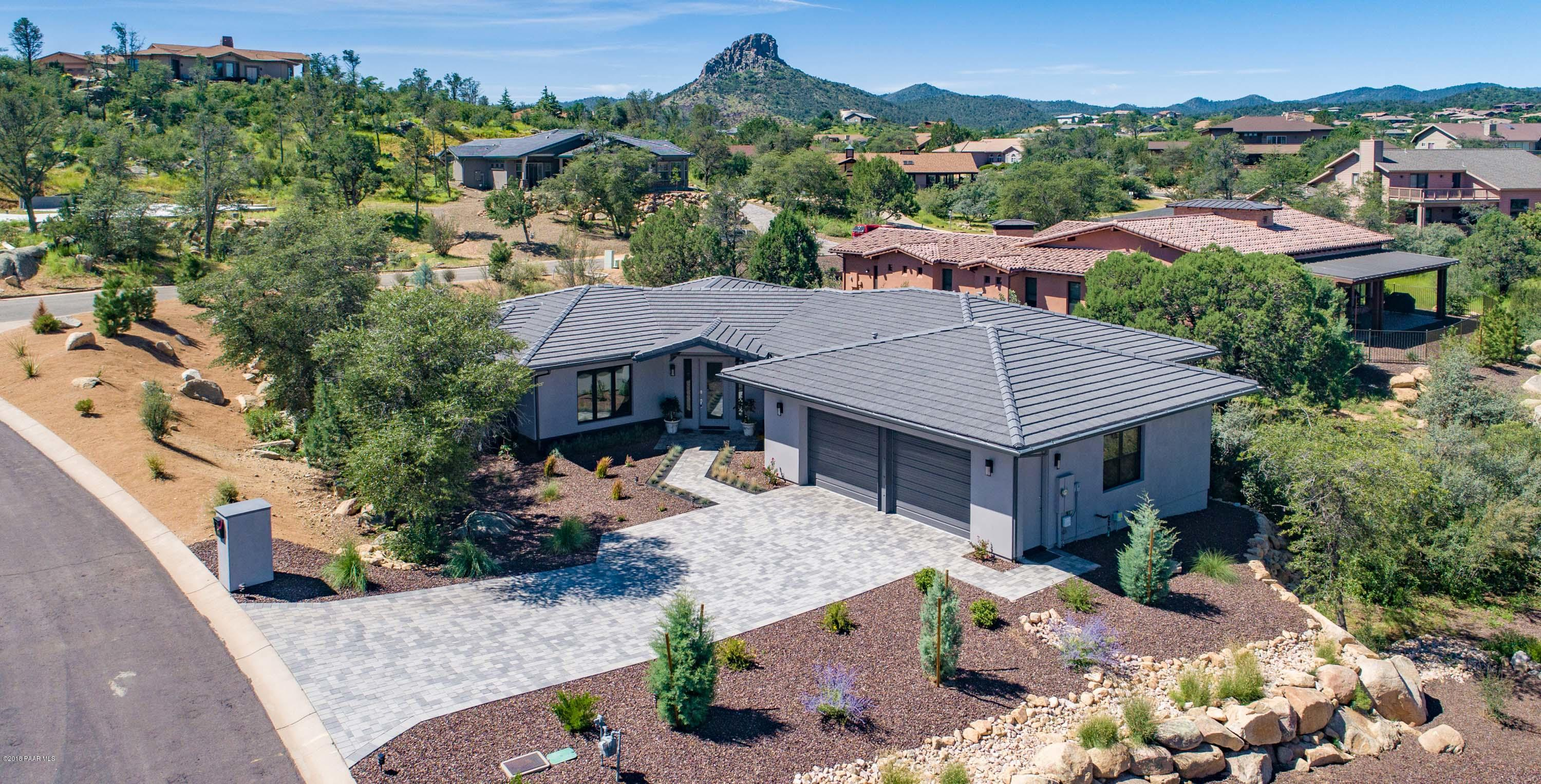 1864  Enchanted Canyon Way, Prescott Az 86305