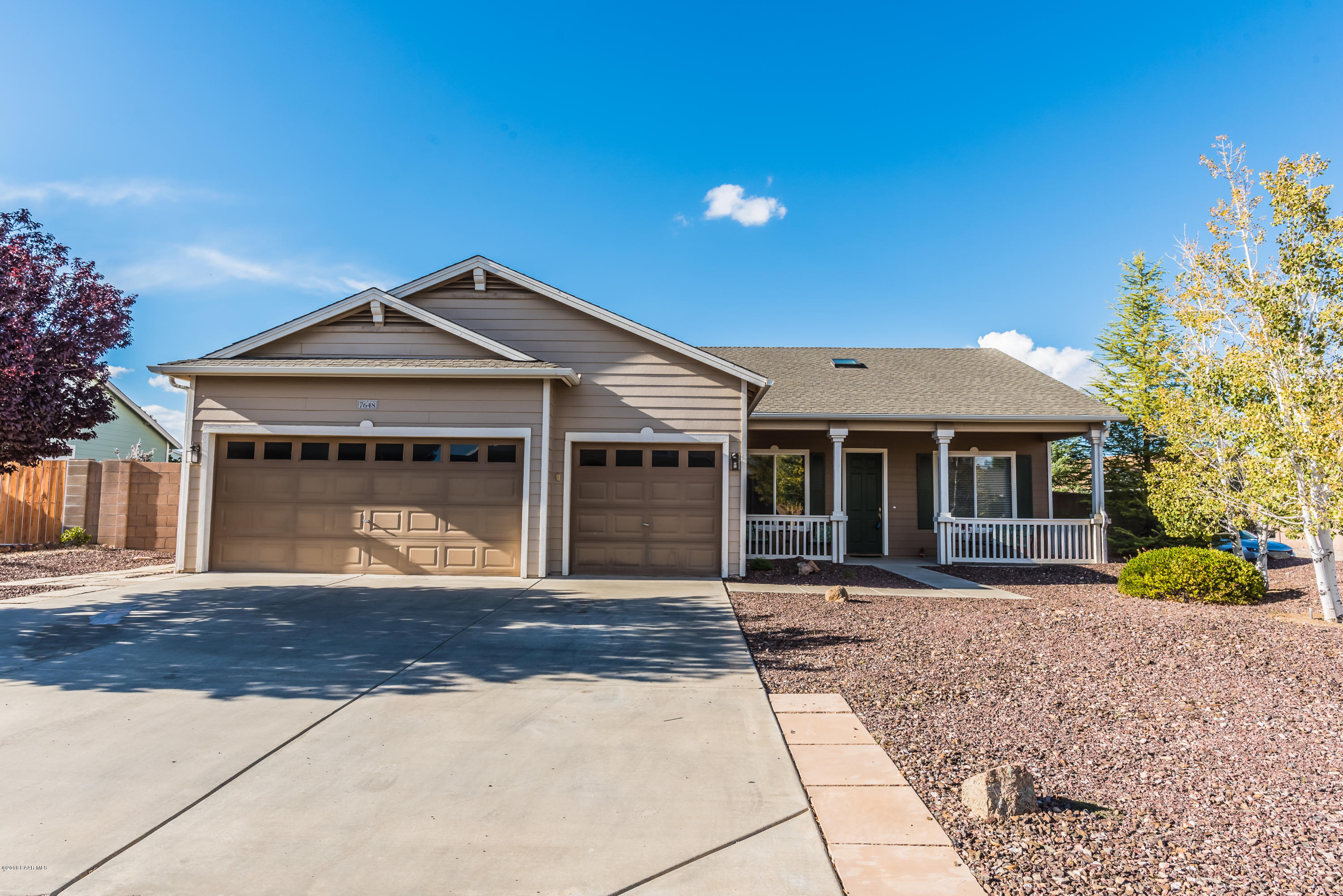 7648 N Paradise Found Trail, Prescott Valley Az 86315