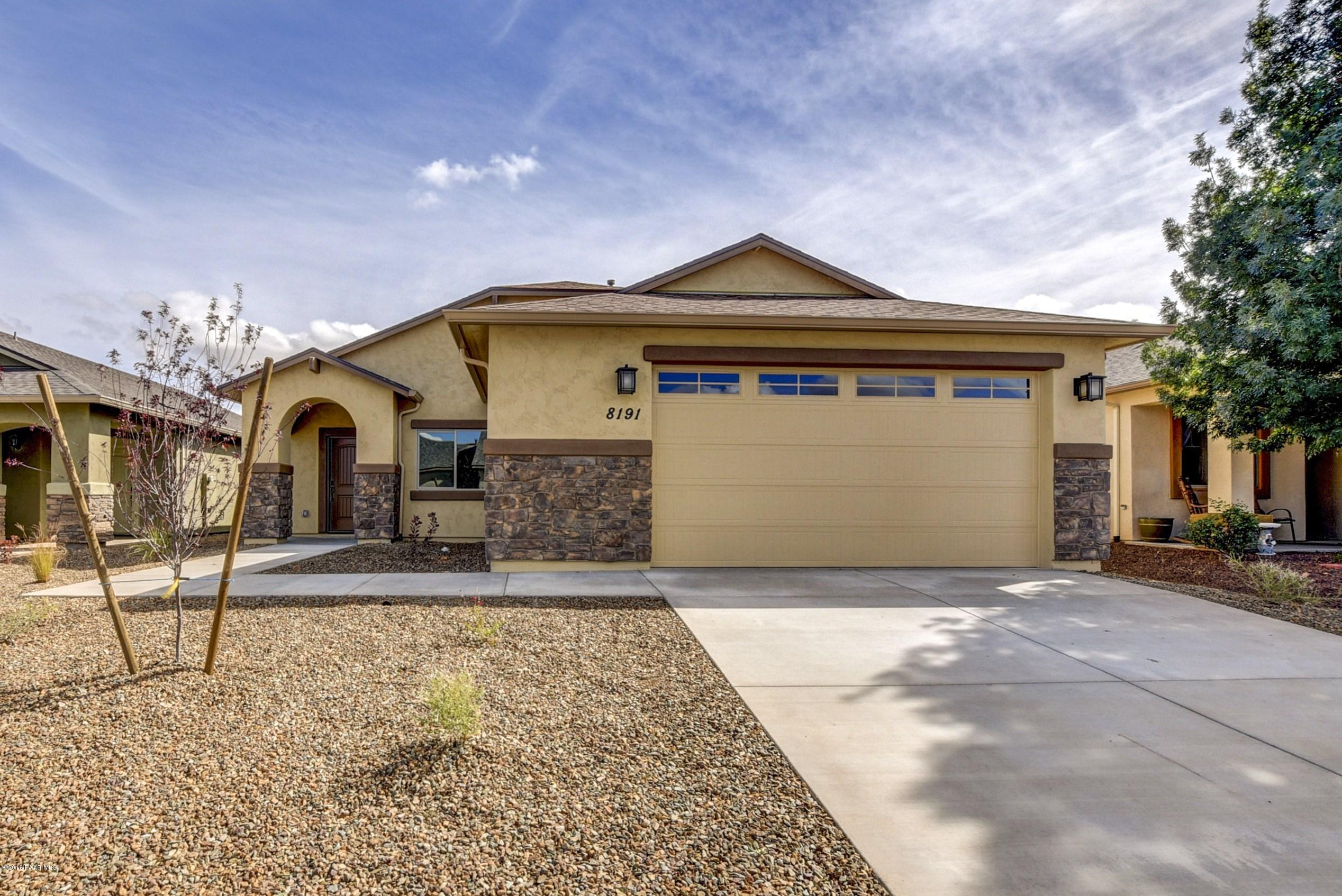 8191 N Racehorse Road, Prescott Valley Az 86315