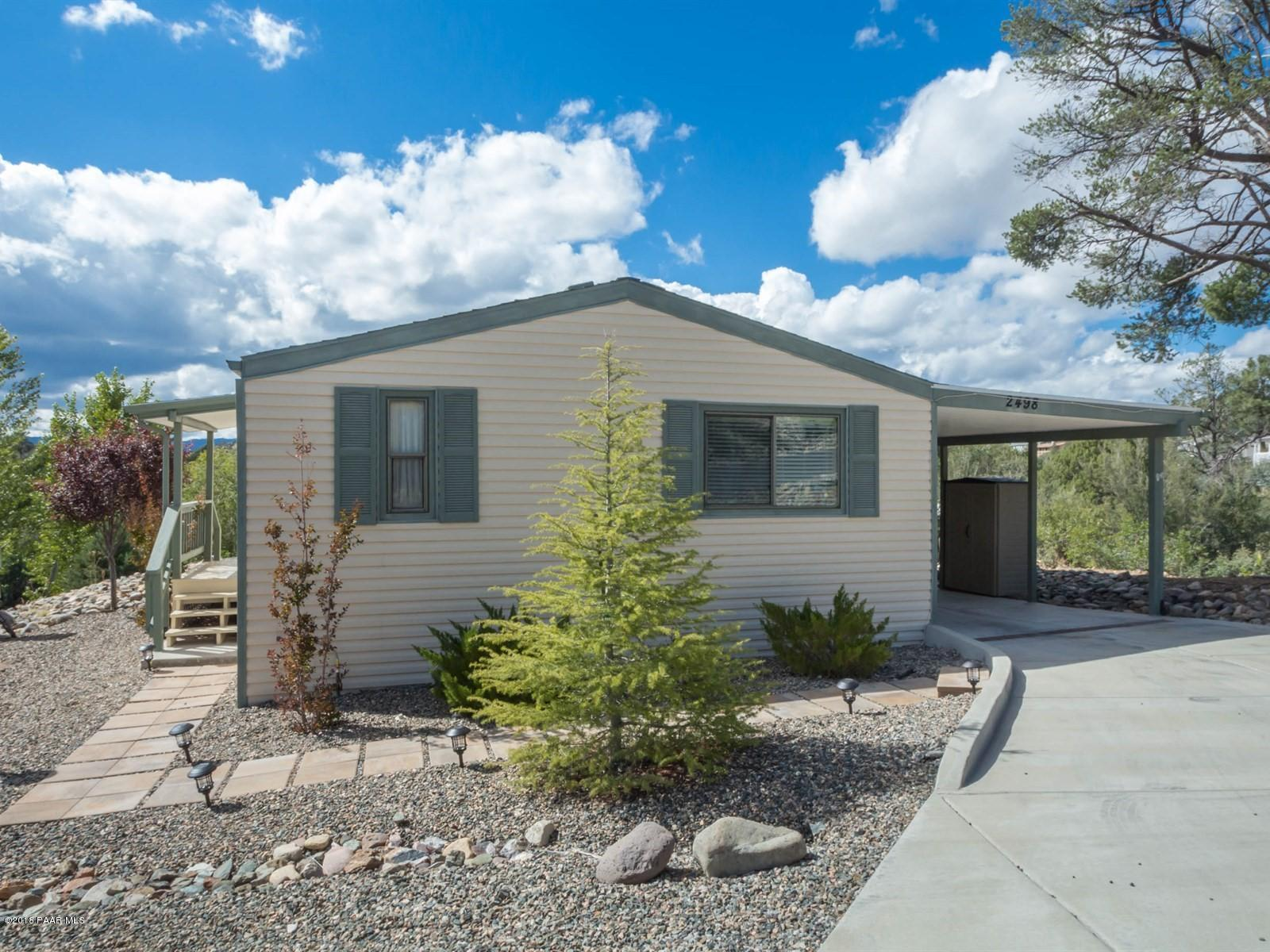 2498  River Trail Road, Prescott Az 86301