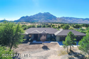 Beautifully upgraded home with views for miles!
