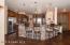 Wonderful Kitchen with Jenn-Air appliances.