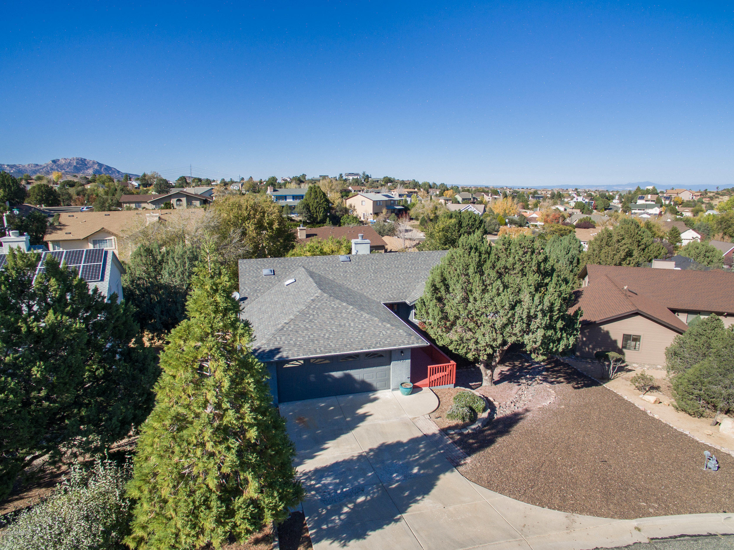 1421  Eagle Ridge Road, Prescott Az 86301