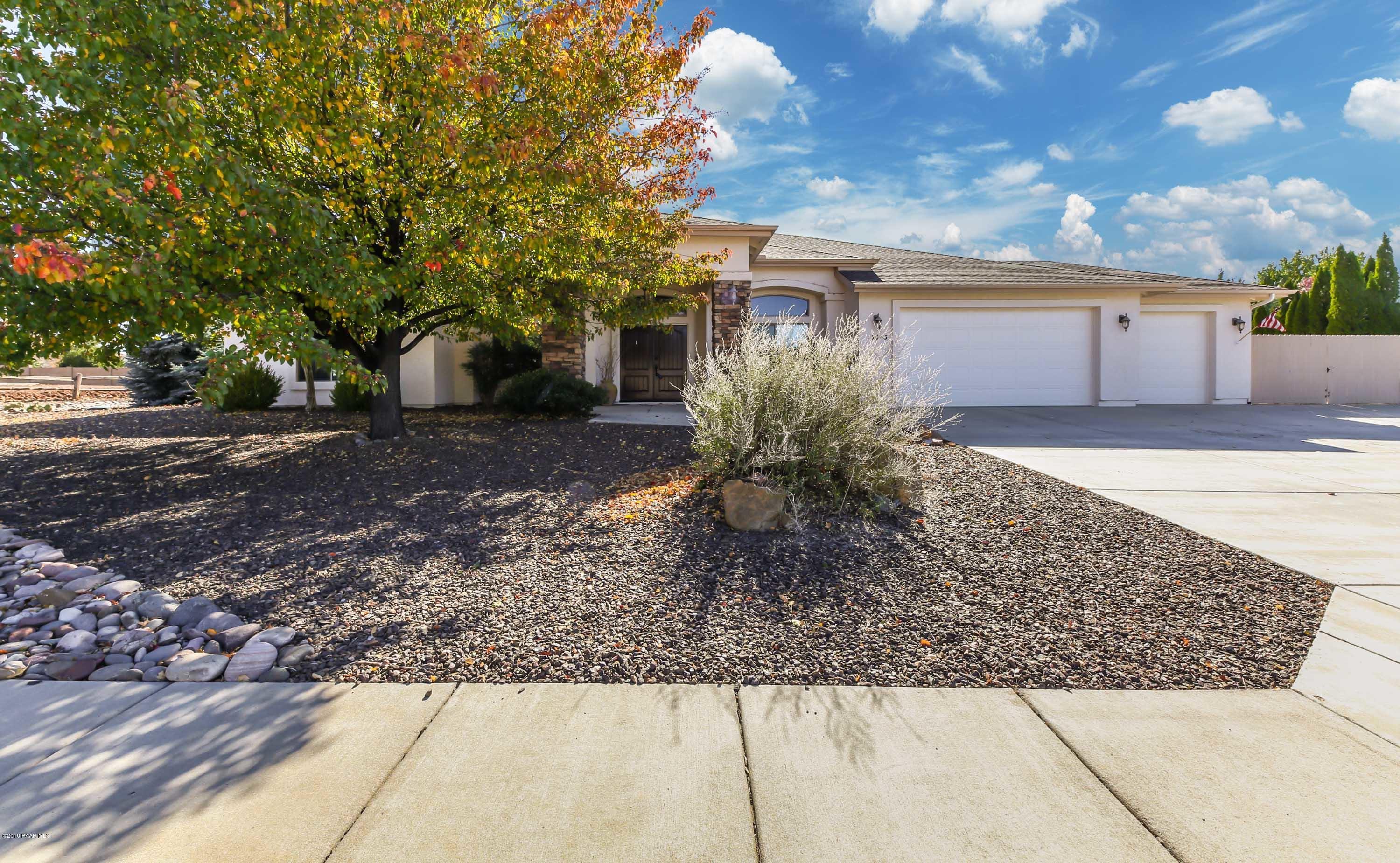 13043  Brokton Lane, Prescott Valley Az 86315