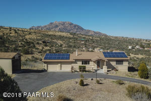 Upgraded Williamson Valley Home on 2.83 Acres.