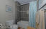 Freshly updated and remodeled bathroom