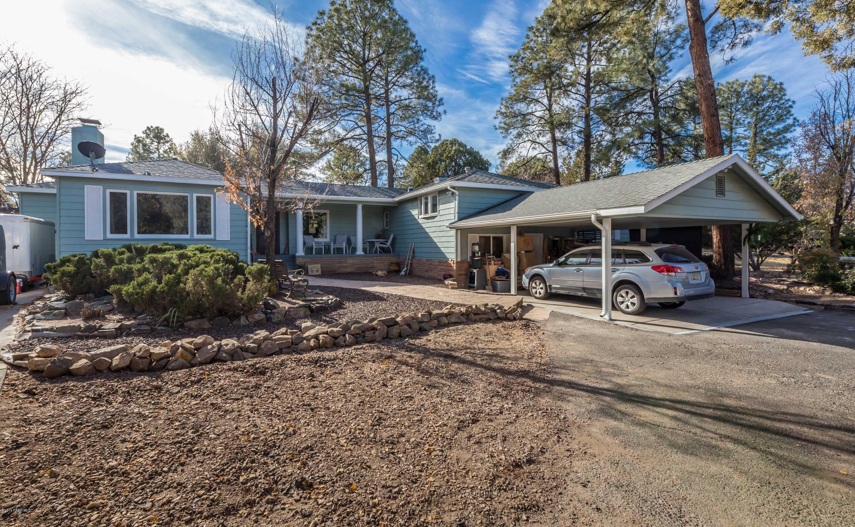 1141  Copper Basin Road, Prescott Az 86303