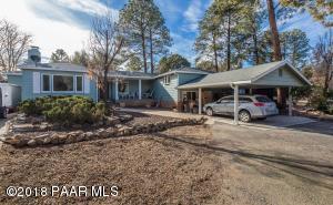 1141 Copper Basin Road, Prescott, AZ 86303