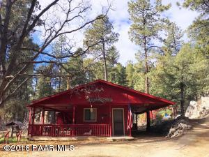 4155 E Pine Mountain Road, Walker, AZ 86303