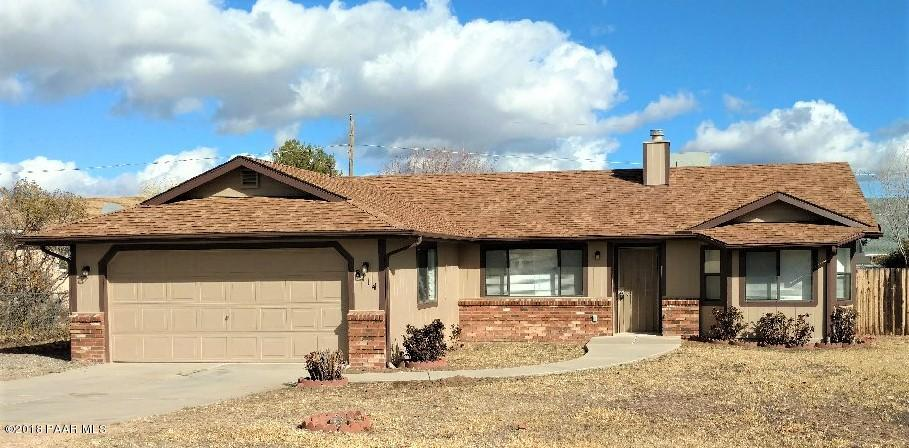 8114 E Gale Road, Prescott Valley Az 86314