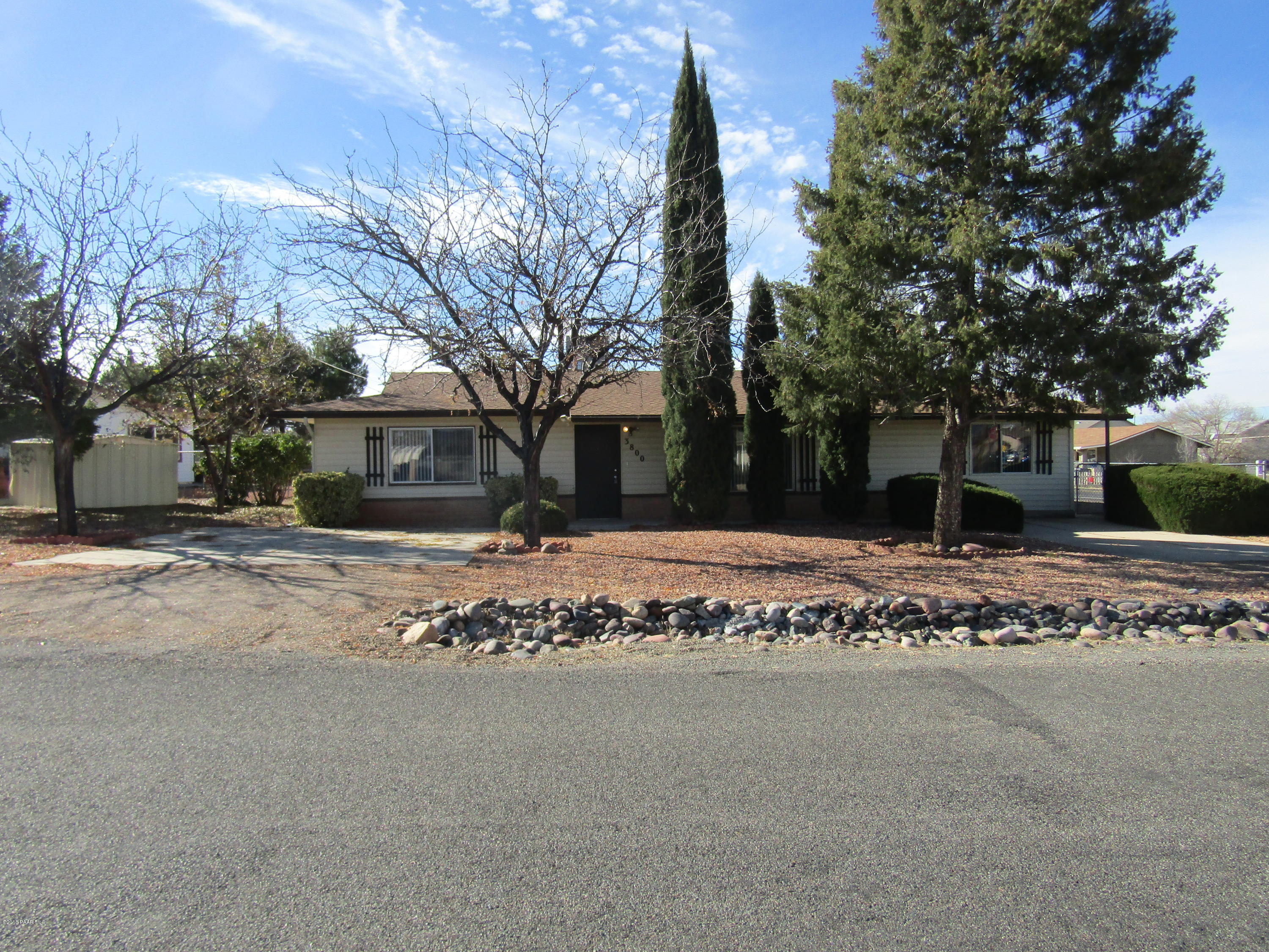 3800 N Greg Drive, Prescott Valley Az 86314