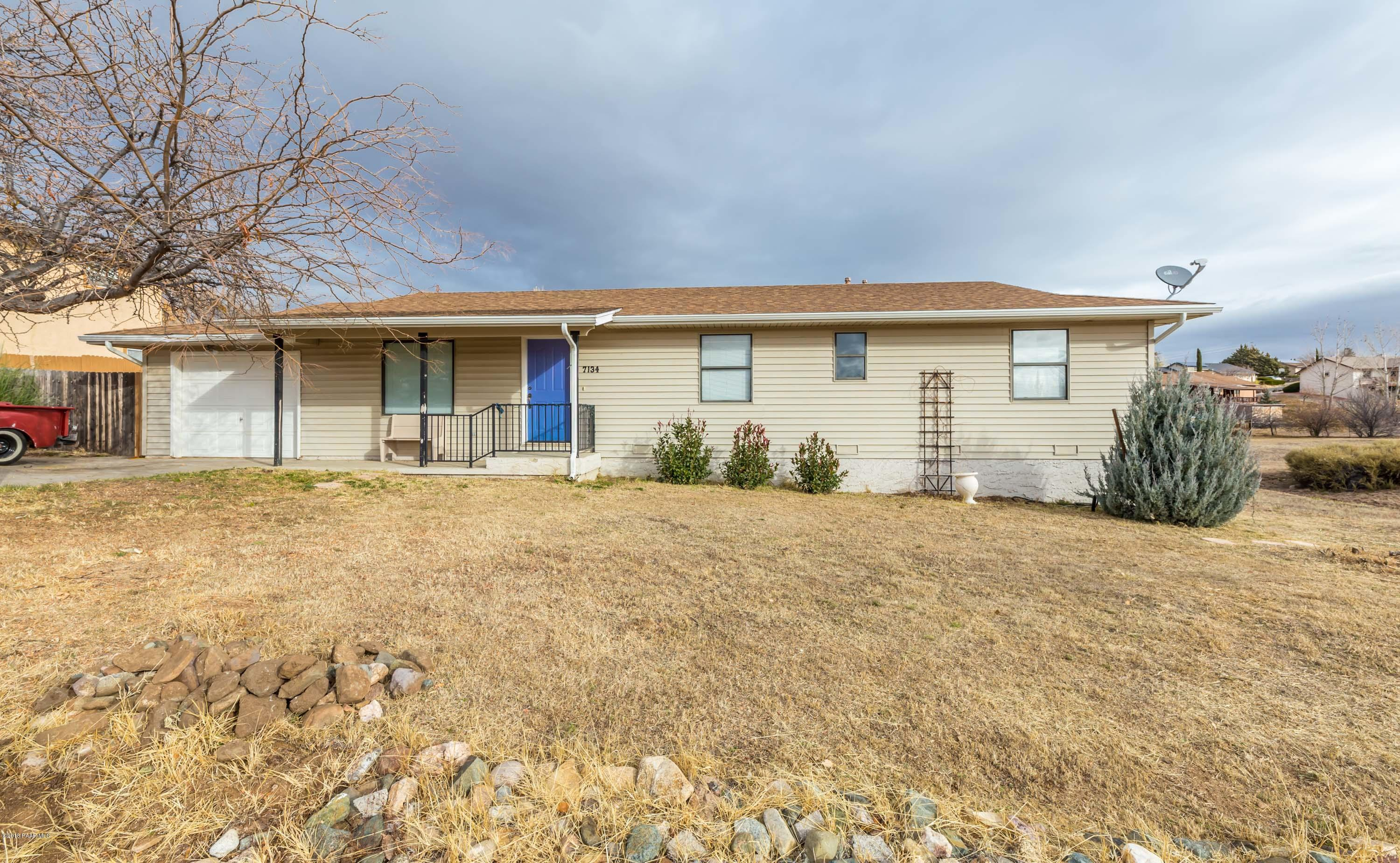 7134 E Paseo Escondido , Prescott Valley Az 86314