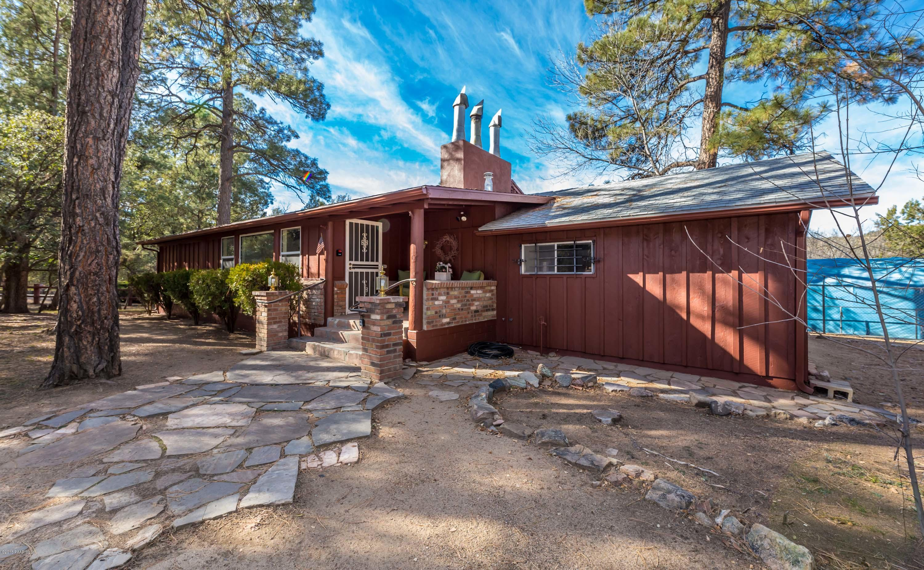 2522 W Shadow Valley Ranch Road, Prescott Az 86305